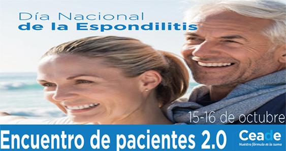 II ENCUENTRO DE PACIENTES ESPONDILÍTICOS 2.0