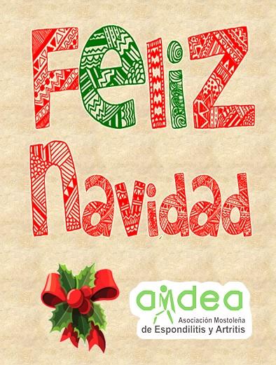 FELIZ NAVIDAD 2017 AMDEA