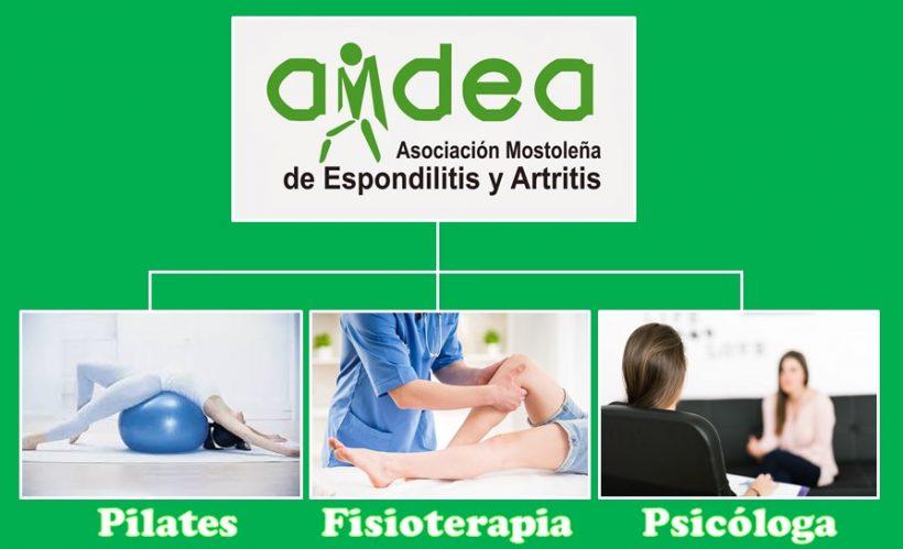 ACTIVIDADES PAR ASOCIOS AMDEA 2018