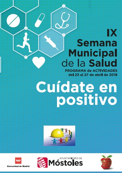 IX SEMANA MUNICIPAL DE LA SALUD DE MÓSTOLES