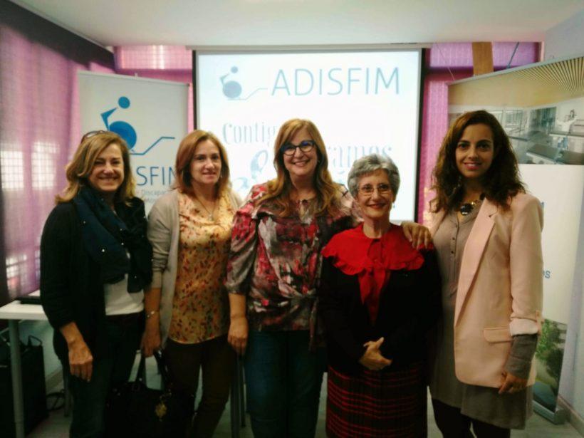 Campaña CONTIGO AMDEA ADISFIM