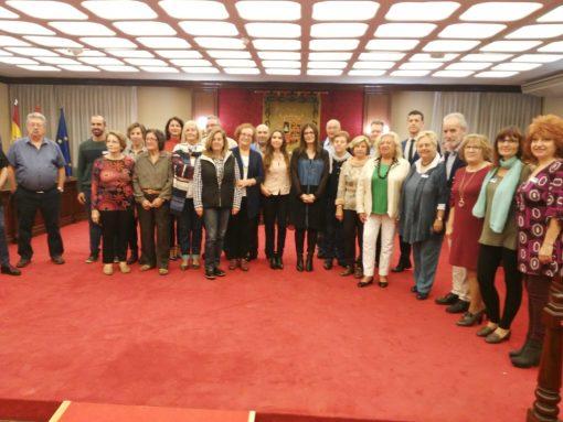 Firma del Convenio de Colaboración entre el Excelentisimo Ayuntamiento de Móstoles y Amdea (2)