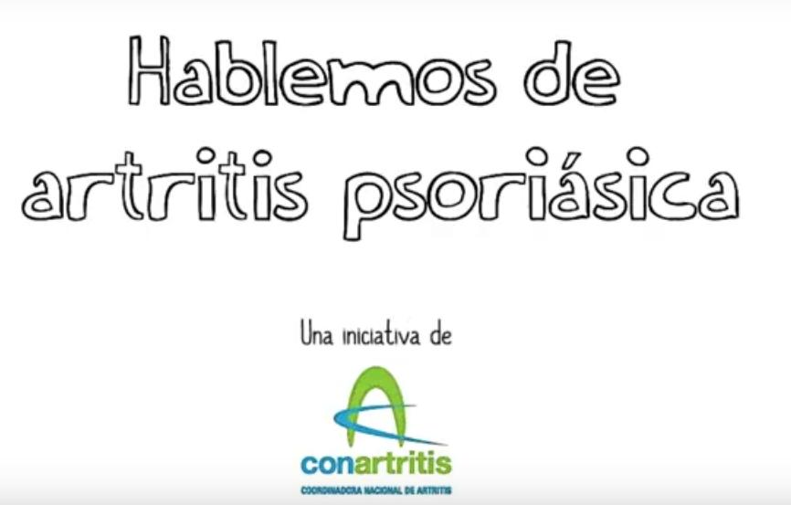 TE HABLAMOS DE LA ARTRITIS PSORIÁSTICA